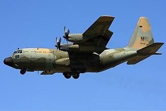 No. 84 Wing RAAF - RAAF C-130H Hercules, October 2010