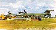 RF-101As 33rd TG at Tan Son Nhut AB c1965