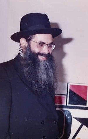 Yeshiva Pachad Yitzchok - Image: R Yonason David 1970s
