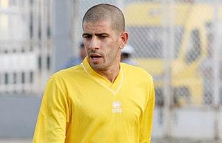 Mohamed Rabie Meftah Algerian footballer