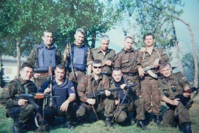 Radusha Police in 2001