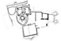 Raglan Castle 1825 plan.png