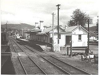 Murrurundi railway station