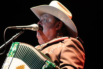 "Norteño (music) -  Ramon Ayala known as the ""King of the Accordion."""