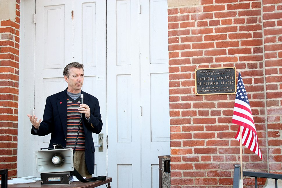 Rand Paul in Hawesville by Gage Skidmore