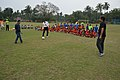 Ranjan Chowdhury - Syed Nayeemuddin - Jamshid Nassiri - Showing Skills - Football Workshop - Sagar Sangha Stadium - Baruipur - South 24 Parganas 2016-02-14 1182.JPG