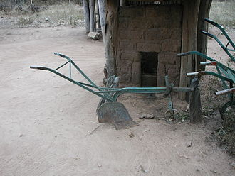 Ransomes, Sims & Jefferies - Ransome Victory Plough, Monze, Zambia