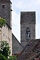 Rapperswil - Kirchturm St. Johann & Schloss - ZSG Wädenswil 2012-07-30 11-13-00.JPG