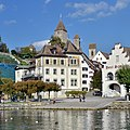 Rapperswil - Lindenhof - Schloss-Stadtpfarrkirche - Curtiplatz - ZSG Linth 2015-09-09 16-30-40.JPG