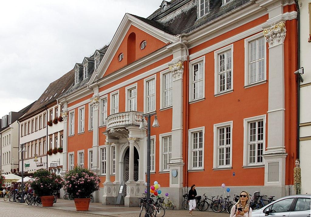 Rathaus - Maximilianstraße - Speyer - Germany 2017