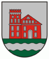 Coat of arms of Raudondvaris