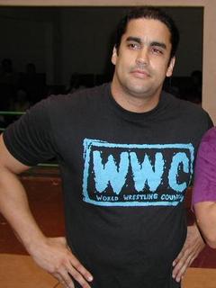 Ray González Puerto Rican professional wrestler