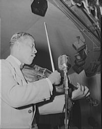 Ray Nance in Duke Ellington's orchestra (1943)