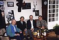 Raymond CARTER avec Sensei TAMURA et André GUILLON + Papa.jpg