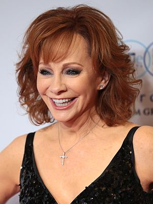 Reba McEntire - Reba McEntire in March 2017