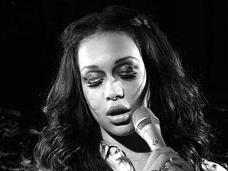 Rebecca Ferguson (singer) British singer-songwriter