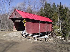 Covered Bridge in Morristown