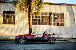 Vanderhall Venice vehicle model