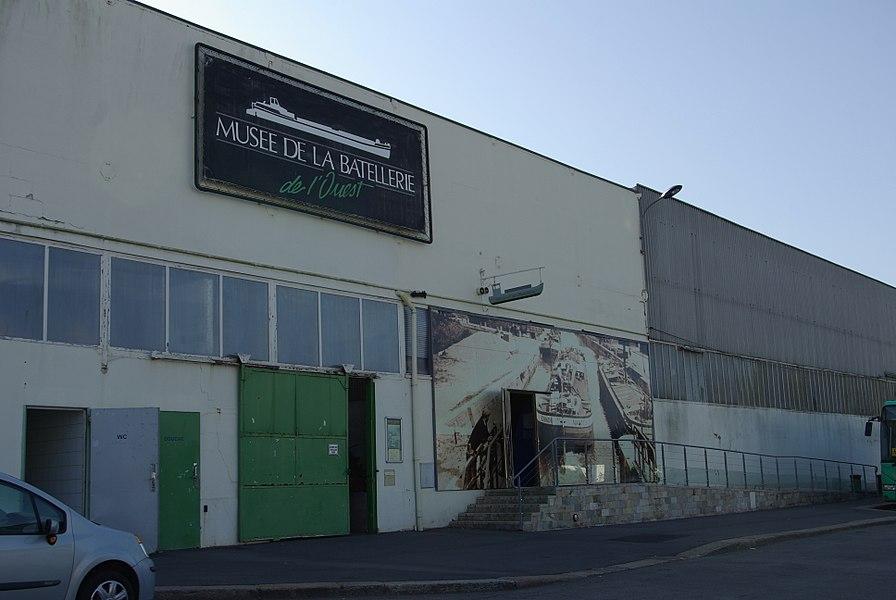 Musée de la Batellerie à Redon.