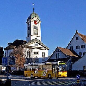 Embrach - Image: Reformierte Kirche Embrach