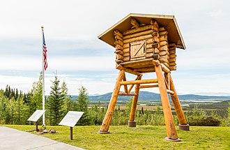 Tetlin National Wildlife Refuge - Image: Refugio Nacional de Vida Silvestre Tetlin, Alaska, Estados Unidos, 2017 08 25, DD 11