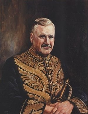 Reginald John Marsden Parker - Reginald John Marsden Parker during his time as Lieutenant Governor of Saskatchewan.