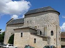 Reilhac - Eglise Saint-Hilaire -1.JPG