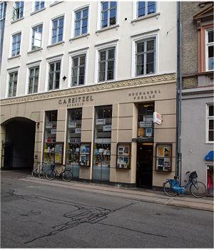 den danske boghandel