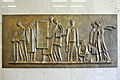 Relief des Bildhauers Mario Petrucci,Wien 1.;Schottenring 30.jpg
