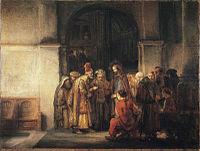 Rembrandt - De Cijnspenning 1655.jpg
