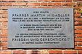Remembrance Bekennende Kirche.Bekenntnissynode 1934.Berlin-DahlemGermany2007.jpg