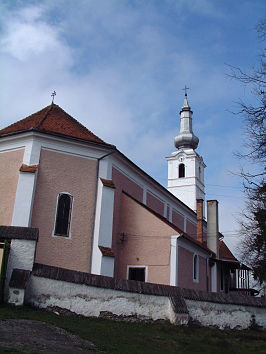 St. Leonarduskerk in Remetea