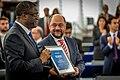 Remise du prix Sakharov 2014 à Denis Mukwege Strasbourg 26 novembre 2014 17.jpg