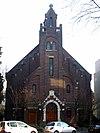 remonstrantse kerk - cornelis de wittstraat 28, dordrecht