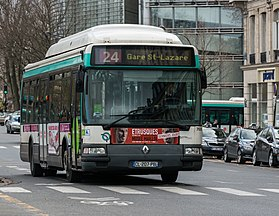 image illustrative de l'article Réseau de bus RATP