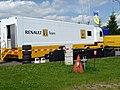 Renault F1 Team garage, 2010 Brno WSR (11).jpg