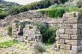 Restos das muralhas do Forte de Santo António do Monte Brasil, Angra do Heroísmo, ilha Terceira, Açores.JPG