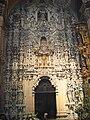 Retablo del templo del Carmen en San Luis Mexico..JPG