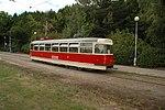 Retrotramvaj T2 1435 na lince č. 5 (1).jpg