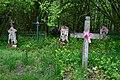 Revushky Turiiskyi Volynska-place of formation of UPA platoons-cemetery.jpg