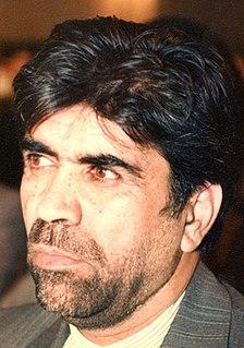Reza Zavarei Iranian politician