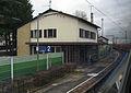 Rheinweiler, Bahnhofsgebäude an der Rheintalbahn.JPG