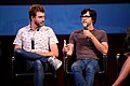 Rhett and Link at 2014 VidCon.jpg