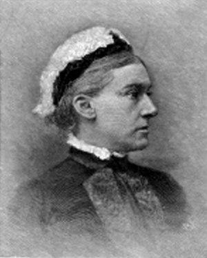 Rhoda Broughton - Rhoda Broughton c. 1870