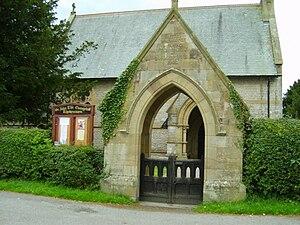 Rhydymwyn - The Parish Church of St John the Evangelist Rhydymwyn