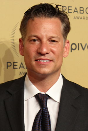 Richard Engel - Engel at the Peabody Award, May 2015