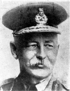 Richard Haking British general in the First World War
