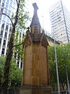 Monument to Richard Johnson, Sydney's first chaplain