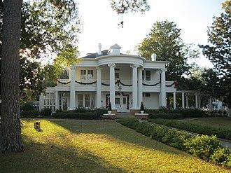 Richmond, Texas - Image: Richmond TX John Moore Home