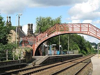 Riding Mill - Riding Mill railway station